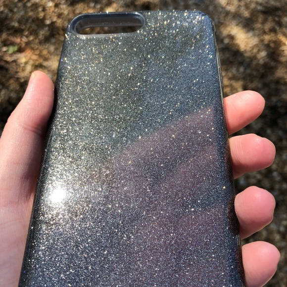 best service d3b51 ba0a5 Speck Presidio Glitter Case iPhone 7 Plus 8 Plus